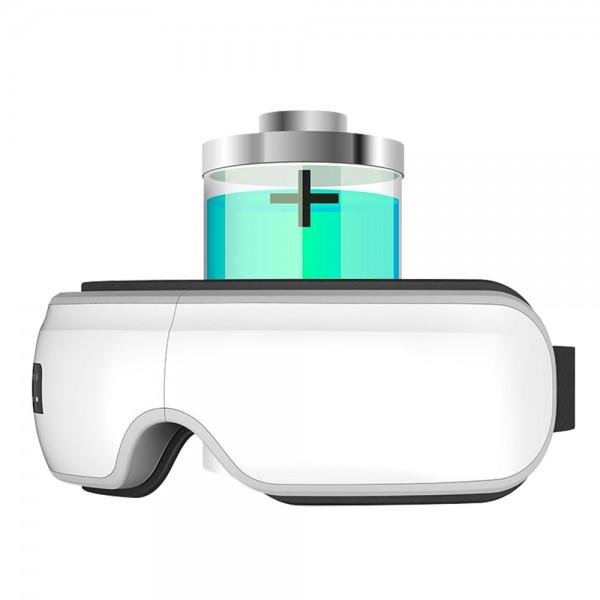 Augenmassagegerät mit elektrischer Vibration