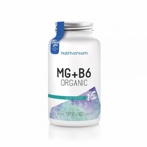 VITA - MG+B6 Organic